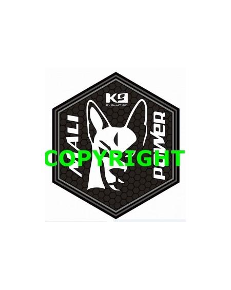 K9-evolution™ Malipower Sticker