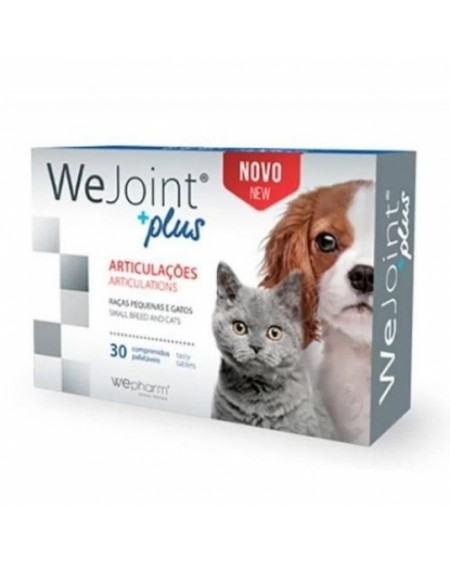 WeJoint plus Articulations SMALL BREEDS & CATS