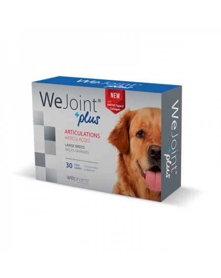 WeJoint Plus Articulations LARGE BREED 25kg και άνω
