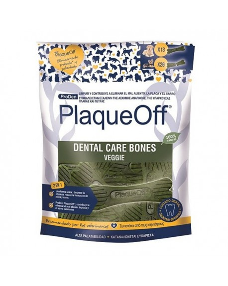 Plaque Off Dental Bones 485gr
