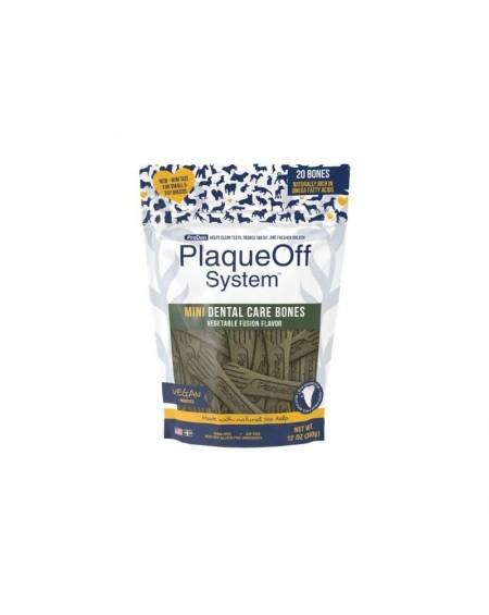 PlaqueOff Mini Dental Care Bones 340gr