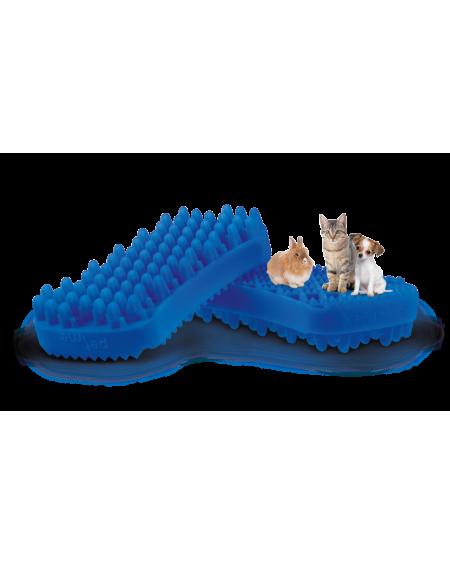 Pet+Me Blue Brush