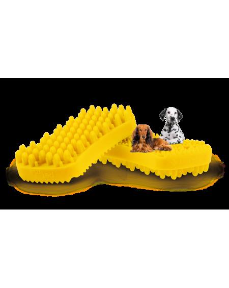 Pet+Me Yellow Brush