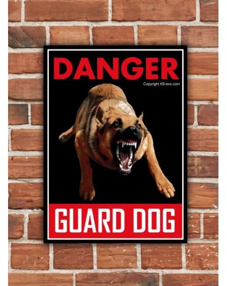 K9-evolution™ Guard plate Guard Dog