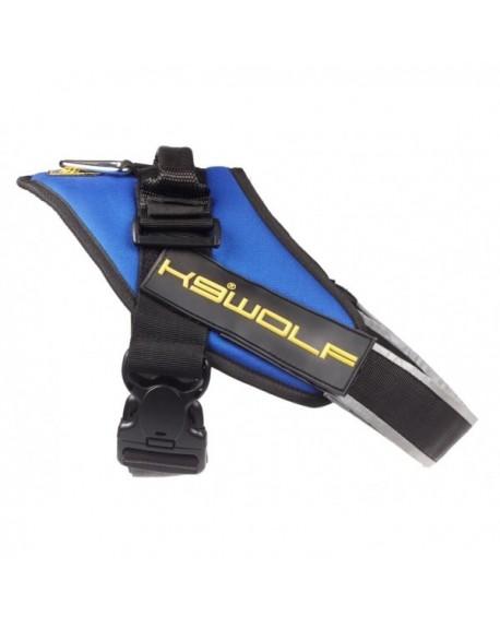 K9 Cop 3.0 Harness blue