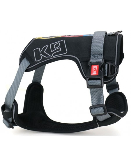 K9 Quattro Harness Large