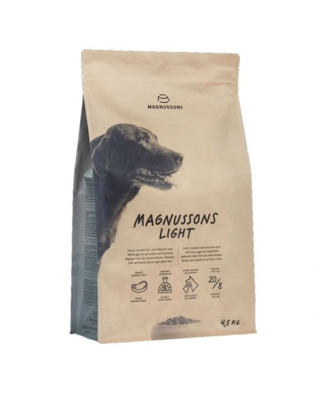 Meat & Biscuit - Light 4,5 kg