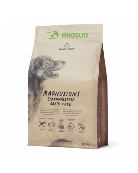 Meat & Biscuit - Grain Free 4,5 kg