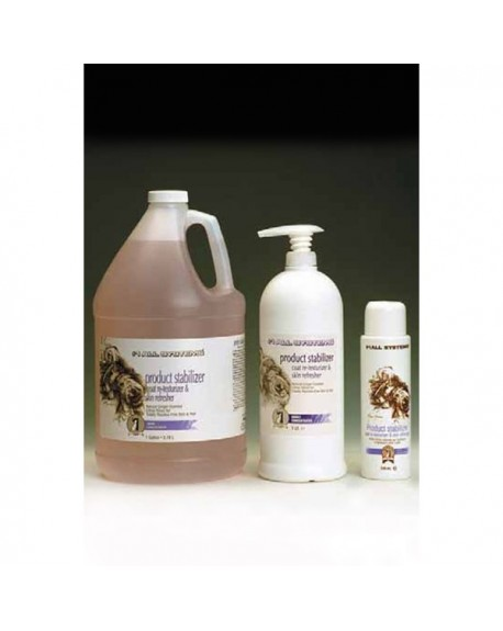 PRODUCT STABILIZER, COAT RE-TEXTURIZER & SKIN REFRESHER 250ML