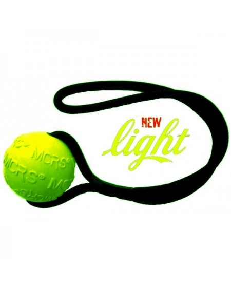 MCRS Supergrip MBall 6,5cm with Rope LIGHT