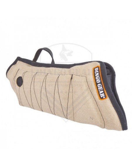 Protective sleeve for the helper to train puppies, universal - the right and left hand